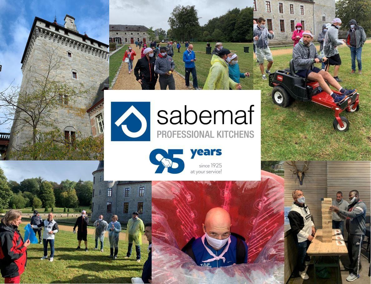95 ans de Sabemaf