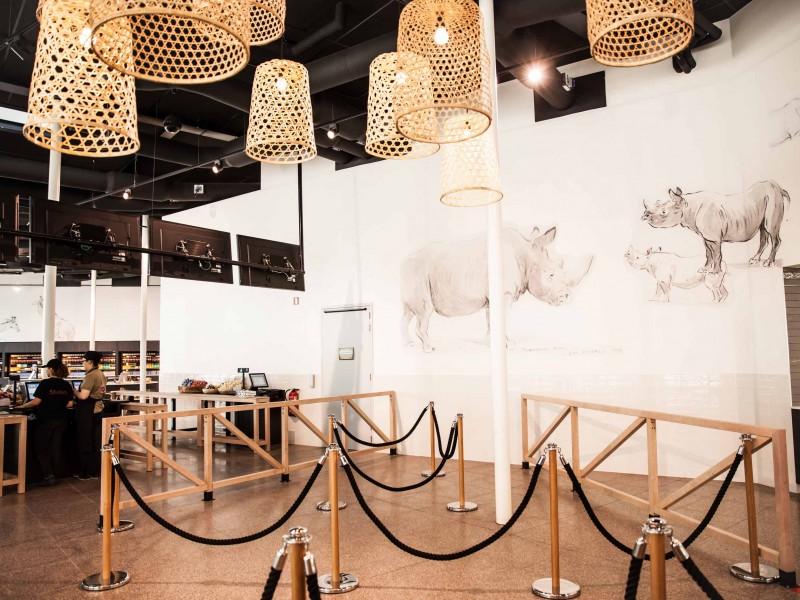 Zoo – Restaurant de Savanne